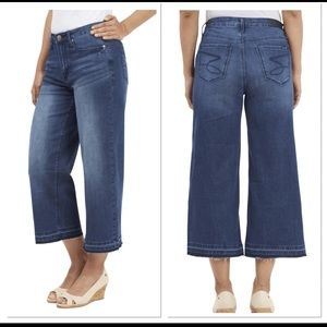 7 For All Mankind Gauchos Denim 8